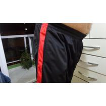 Calca De Abrigo Da Mancherter 100% Polyester Tam Gg Original