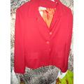 Casaco/blaiser Griffe Modelia 100% Lã Lindo E Elegante