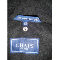 Lindo Casaco Chaps By Ralph Lauren P/ Inverno!!! Seminovo!!!