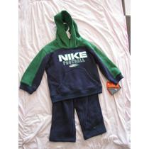 Lindo Conj. De Moletom Nike Original