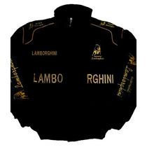 Jaqueta Lamborghini Equipe Dos Boxes