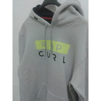 Moletom Rip Curl Stacked Pop Over Novo M