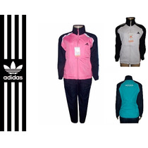 Conjunto Agasalho Adidas Feminino Original !!!