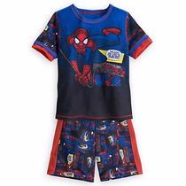 Disney Store Pijama Homem Aranha - Produto Original E Licenc