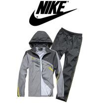 Agasalho Nike Masculino Calça + Jaqueta - Importado