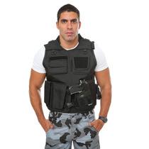 Colete Tático Si ¿ Ripstop Cia Militar Cm1001 Destro Canhoto