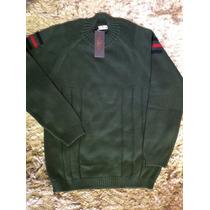 Ref 518- Blusa Masculina Tricot Gid
