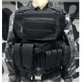 Capa De Colete Tático - Police Brasil 06