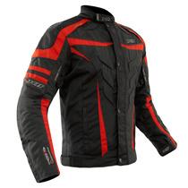 Jaqueta X11 Next Vermelha C/ Proteção 100% Impermeavel 2014