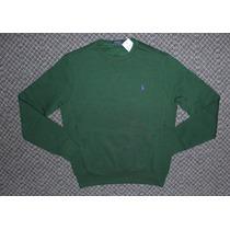 Suéter Polo Ralph Lauren: Tamanho P / S Masculino Novo
