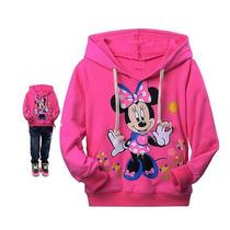 Blusa Infantil Moleton Mickey E Miney Importado