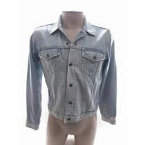 Linda Jaqueta Jeans Abercrombie De $699 Por $199. Compre Já!