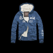 Casaco Moletom Masculino Abercrombie & Fitch