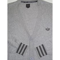 Cardigan Adidas Originals M Suéter Produto Inglês Casuals