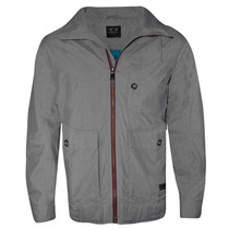 Jaqueta Oakley Sustainable Militar Jacket Cinza Promoção