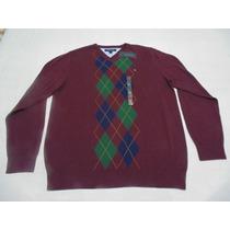 Blusa Suéter Tommy Hilfiger Masculino Original (tam. Gg (xl)