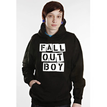 Blusa Fall Out Boy - Moletom Canguru - Promoção !!!