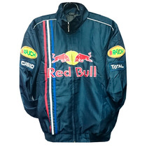 Jaqueta Red Bull Azul Petròleo Rbr Racing