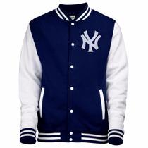 Jaqueta Blusa Varsity College New Yankees Pronta Entrega!