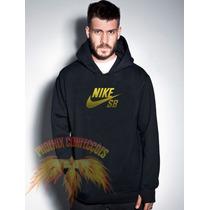 Blusa Nike Sb Gold Edition Moletom Canguru- Pronta Entrega!