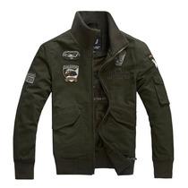 Jaqueta Militar Aviador Us Air Force Casaco