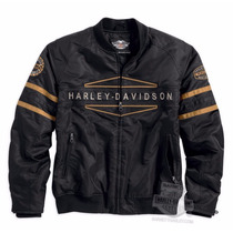 Jaqueta Harley Davidson Nylon Original !!!