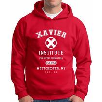 Blusa Moletom Instituto Xavier Blusa X-man Moletom Xavier