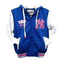 Jaqueta Feminina New York Yankees 100% Original Frete Grátis