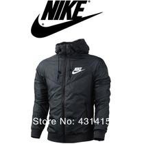 Jaqueta Nike Lançamento Casaco Moleton Blusa Japona Agasalho
