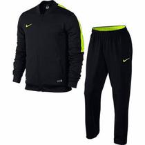 Agasalho Nike Academy Sdln Knit Warm Up Original Preto