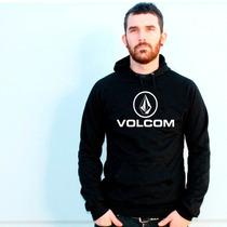 Blusa Volcom Moletom Canguru - Promoção !!!