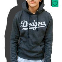 Blusas De Moleton New York, Dodgers, Ny La Nfl, Masculina