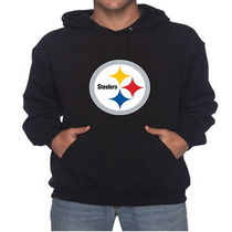 Blusa Moletom Pittsburgh Steelers - Futebol Americano