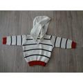 Blusa Infantil C/ Capuz Em Lã! Confira!