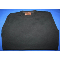 Sueter Blusa Marca Inglesa Marks And Spencer Lã Wool Seda