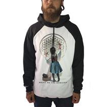 Blusa Bring Me The Horizon Bmth Camisetas Moletom Banda Rock