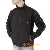 Jaqueta Masculina Importada Preta Team Softshell Jacket - Ar