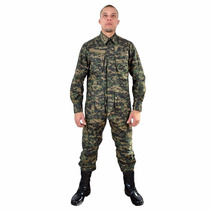 Farda Camuflada Marpat Militar Ripstop Calça E Gandola