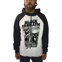 Blusa Moletom Black Sabbath Camisetas Ozzy Bandas Rock Metal