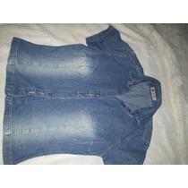Camisa Jeans Hering Feminina 40