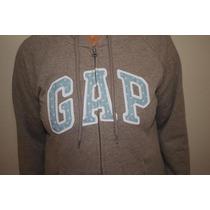 Moleton Feminino Com Ziper Gap - Original