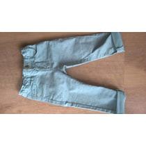 Lote Calça Zara E Jaqueta Jeans Oshkosh 2 Anos