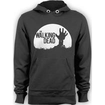 Blusa The Walking Dead - Moletom Canguru - Promoção!