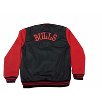 Jaqueta Chicago Bulls Hip-hop Varsity College Baseball