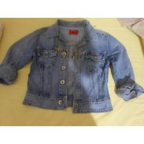 Jaqueta E Vestido Jeans