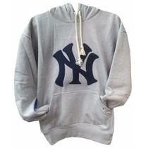 Blusa De Moletom New York Yankees Masculina
