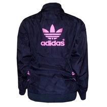 Agasalho Adidas Feminino ,blusa,jaqueta,conjunto Preto Rosa