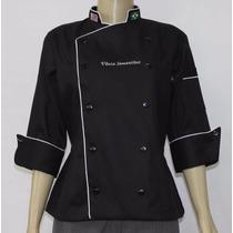 Dolma Preta Feminina, Gastronomia, Restaurante, Chef