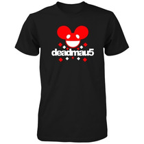 Camiseta Dj Deadmau5 Edm Festival Tomorrowland