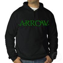 Blusa Moletom Canguru Arrow Series - Promoção!